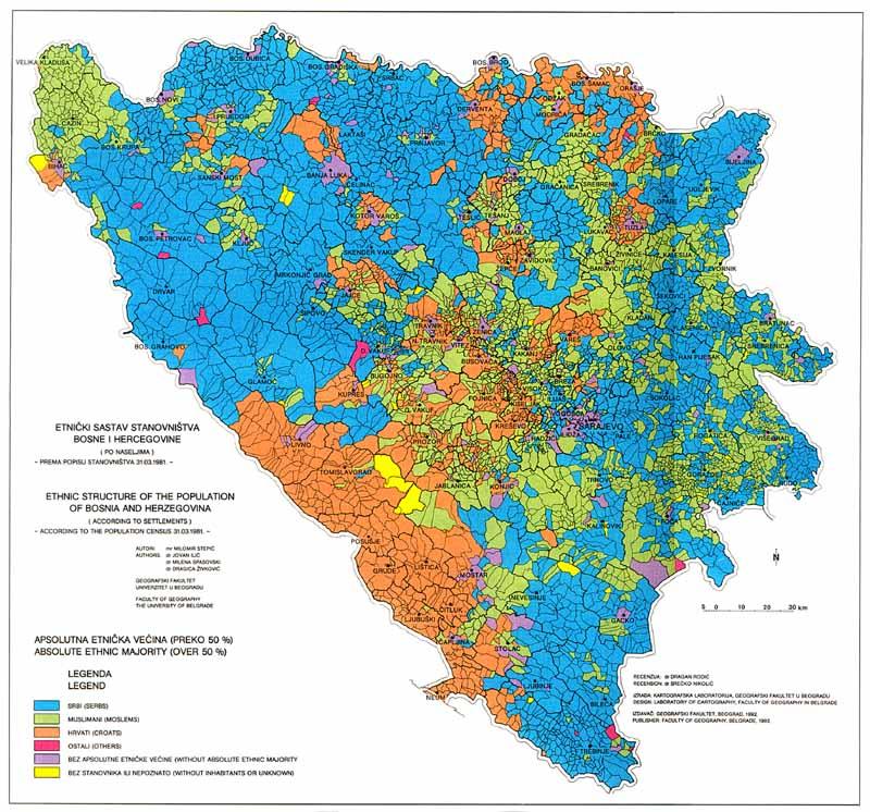 Projekat Rastko Spasovski Zivkovic Stepic The Ethnic Structure Of