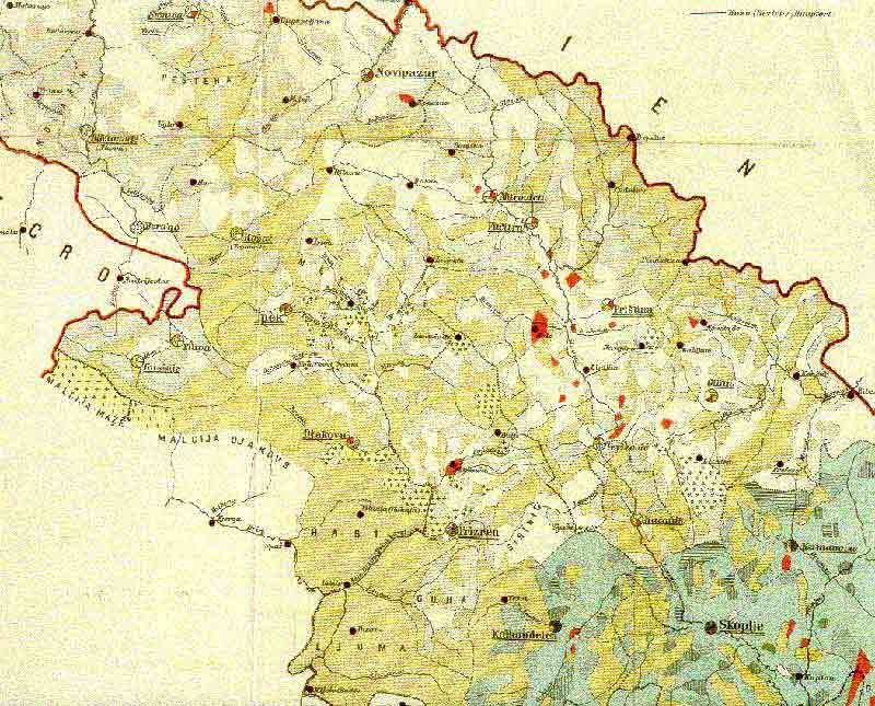 Projekat Rastko Gracanica Vilayet Of Kososvo